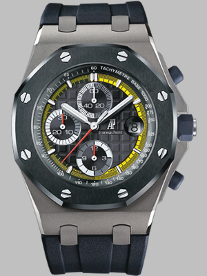 Royal Oak Offshore Sebastien Buemi Replica